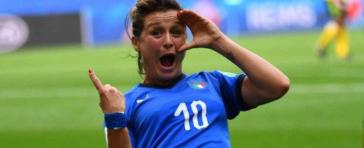 Giamaica vs Italia - Mondiale di calcio femminile 2019