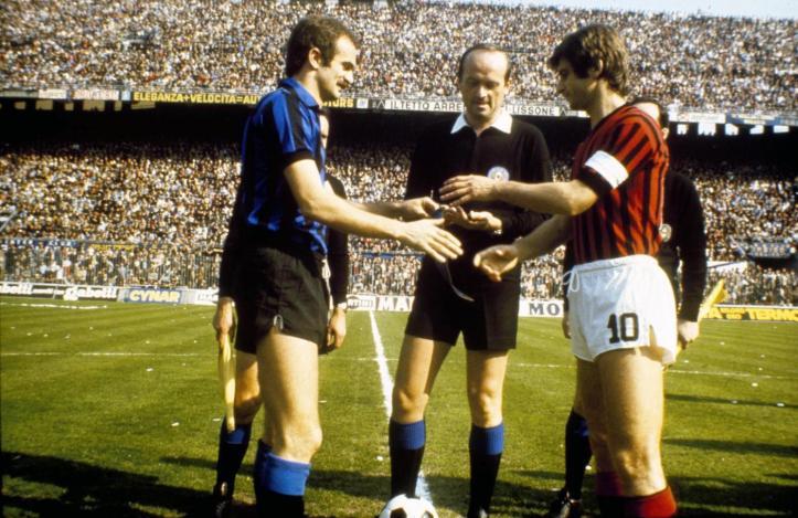 Rassegna storica Derby Milan-Inter